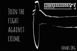 Join the Fight Against Crime - Start a Neighborhood Watch